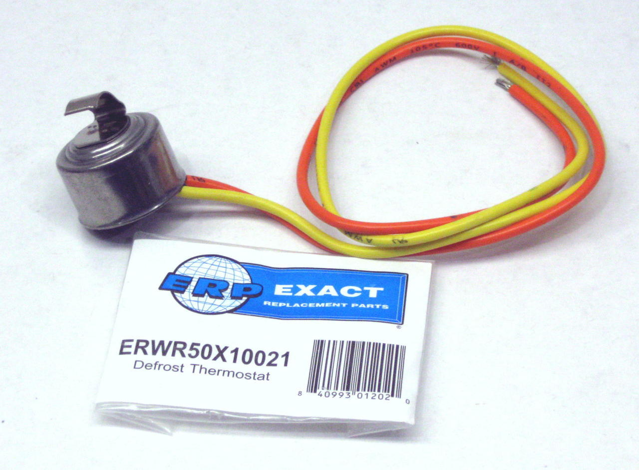 WR50X134 GE Refrigerator Defrost Limit Thermostat AP2071272 PS303484